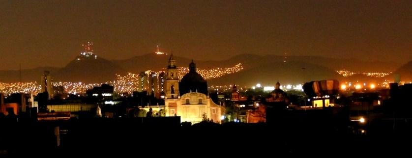 Mexico City at Night - ©Benjamin Earwicker
