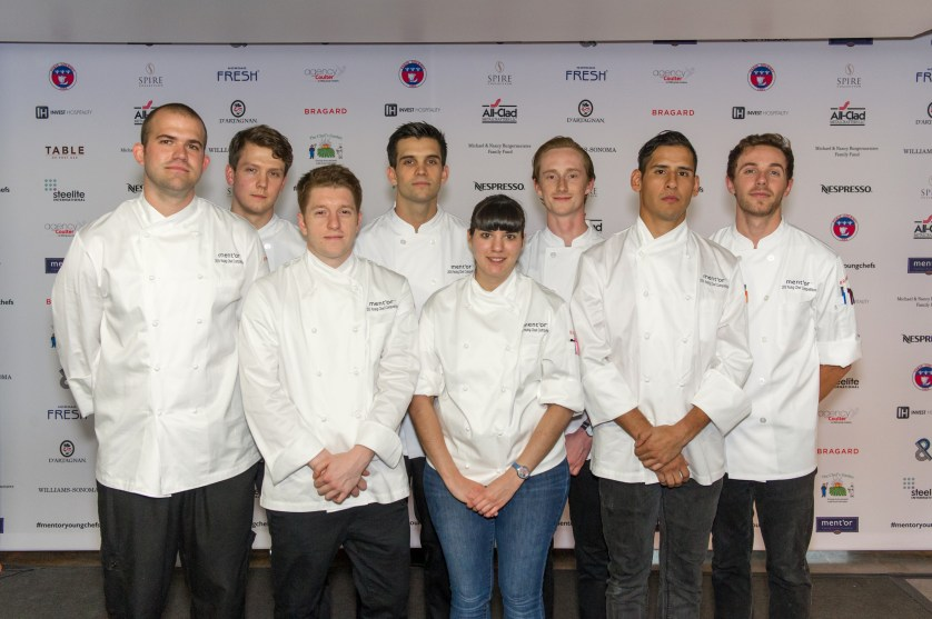 ment'or Houston Young Chef Competition 2015