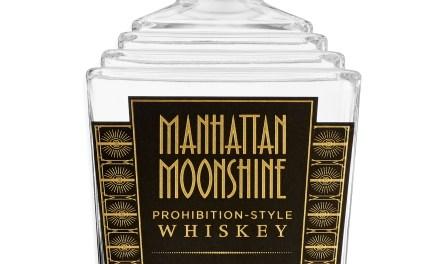 Manhattan Moonshine: First Luxury Un-Aged Whiskey