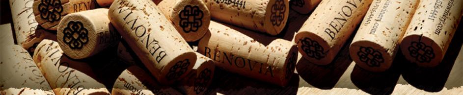 Benovia corks