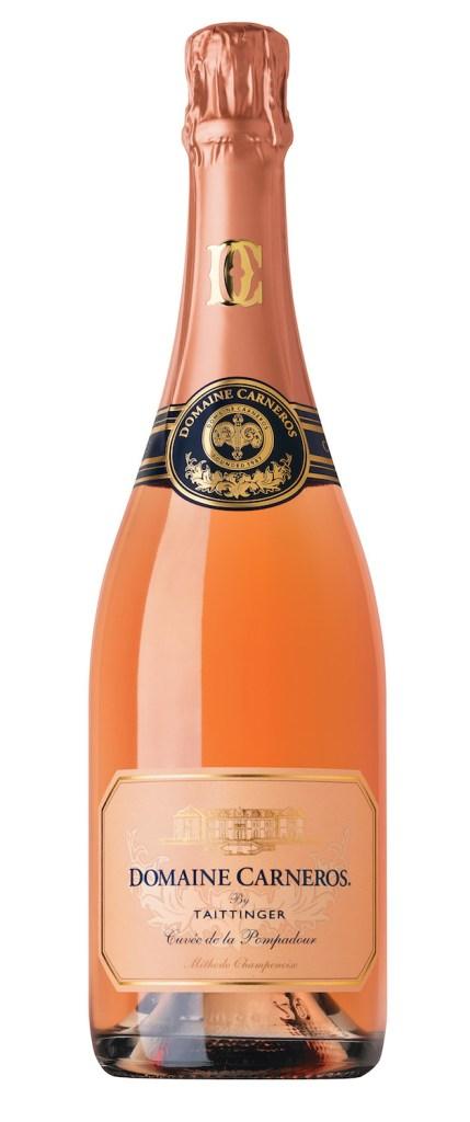 Domaine Carneros Brut Rosé Cuvée de la Pompadour