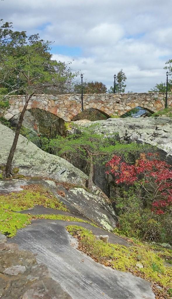 Fall in Rock City