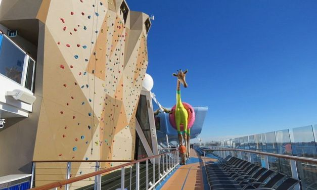 Royal Caribbean's Anthem of the Seas Entertains You