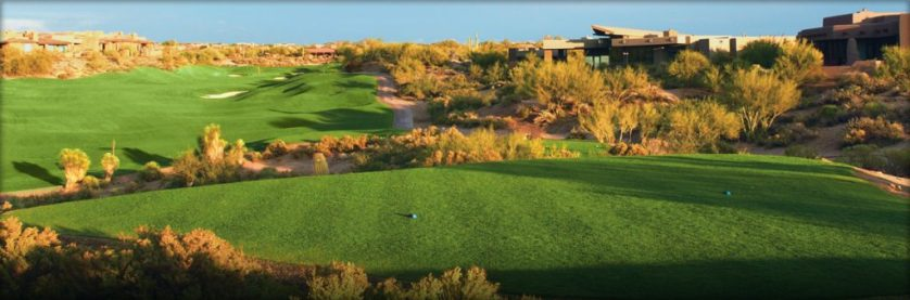 Desert Mountain Golf Club's Cochise Course