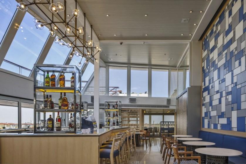 The Aquavit Terrace Bar
