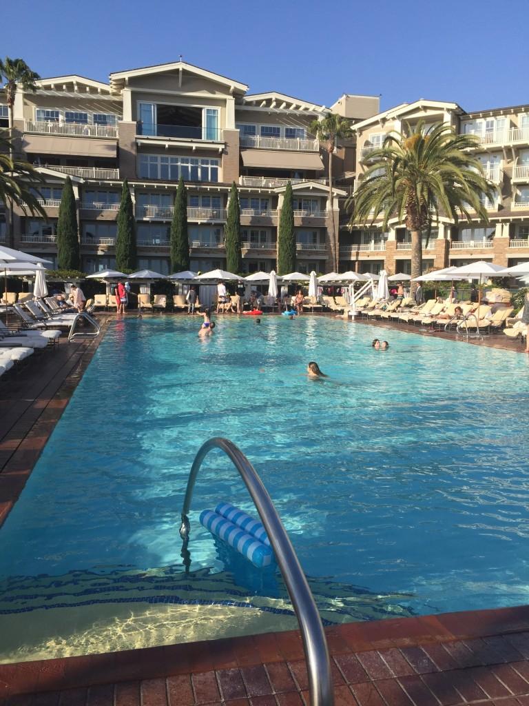 inviting pool - Photo by Jill Weinlein