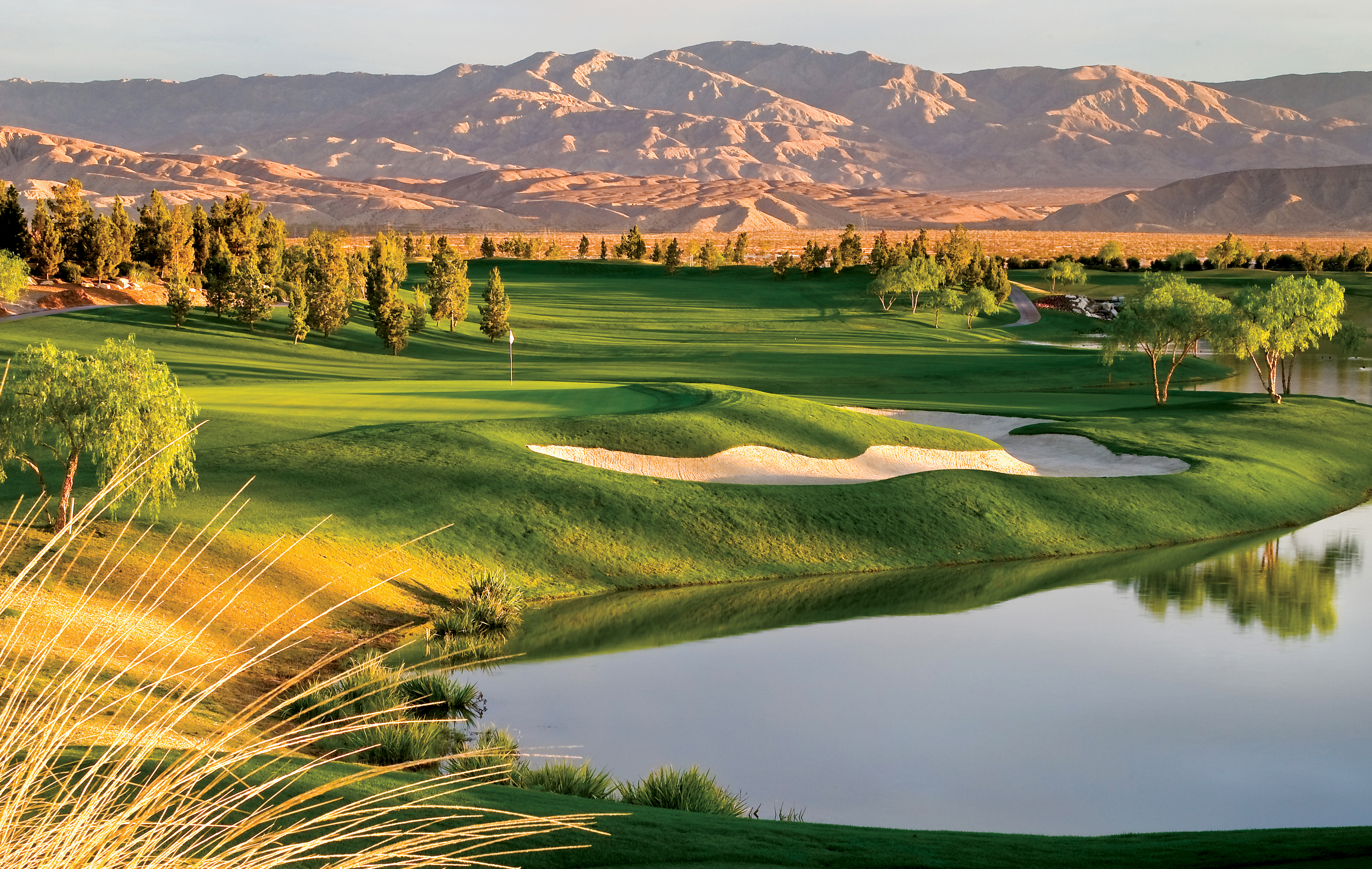 Palm Springs Golf: World Class Play and Celebrity Courses ...