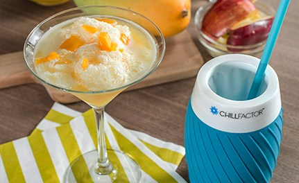 Chill Out This Summer with Chill Factor Cocktails