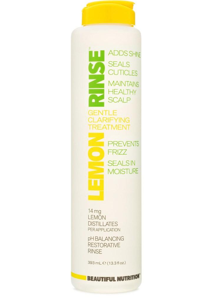 Lemon Rinse Gentle Clarifying Treatment