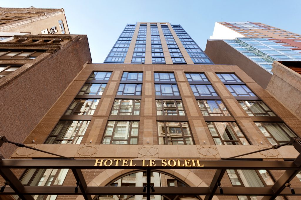 Executive Hotel Le Soleil New York City