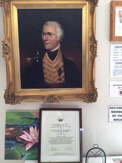 My visit to Hamilton House
