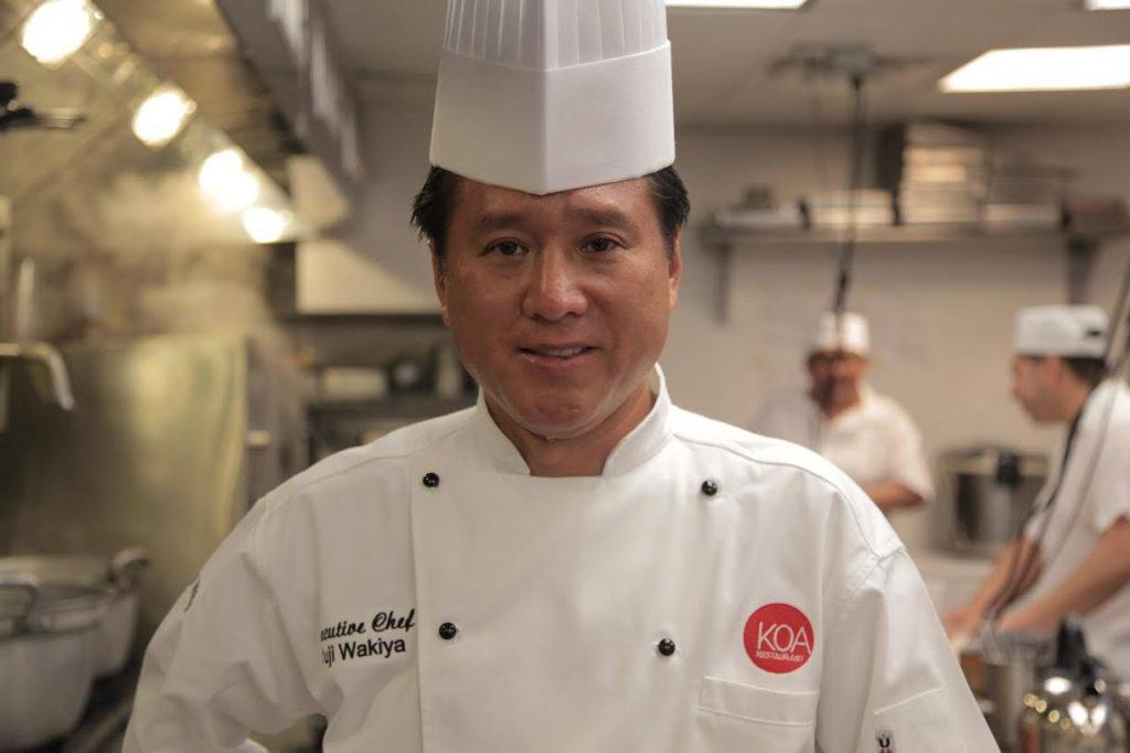 KOA Chef Wakiya