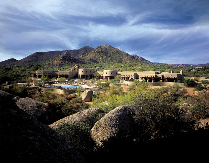 Anatomy of a Grand Weekend Getaway at Boulders Resort and Spa Arizona
