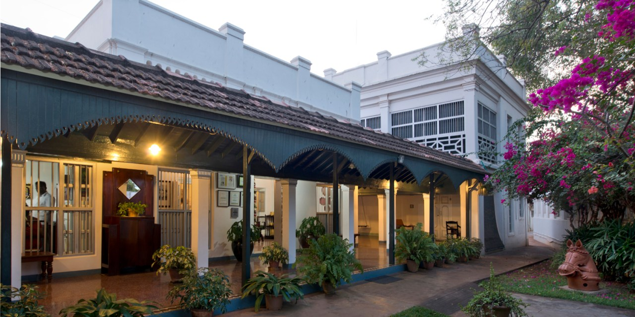 The Bangala, Chettinad: Heritage Haven in Historic Tamil Nadu!