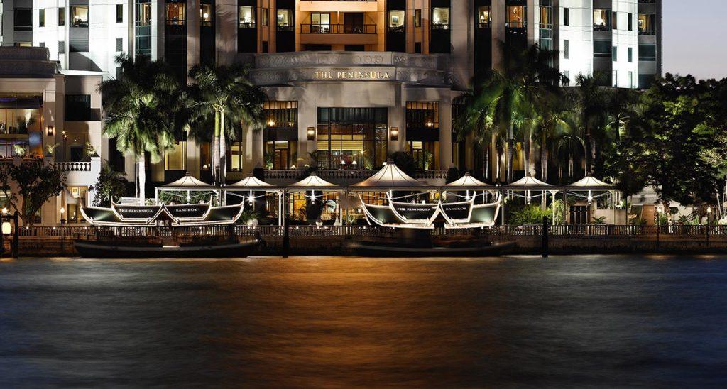 Peninsula Hotels Bankok