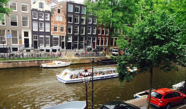 Amsterdam's Canals of the Rich and Famous