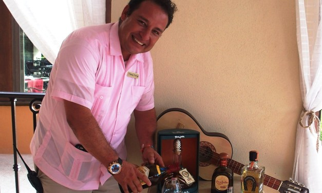 Tequila Master Shares Secrets in Luxurious Loreto