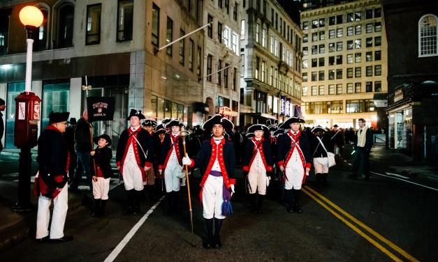 Boston Tea Party: December 16, 2016