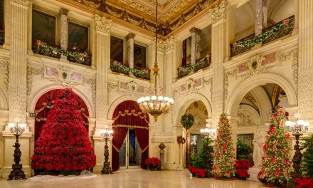 Christmas at the Newport Mansions—When the Gilded Age Comes to Life