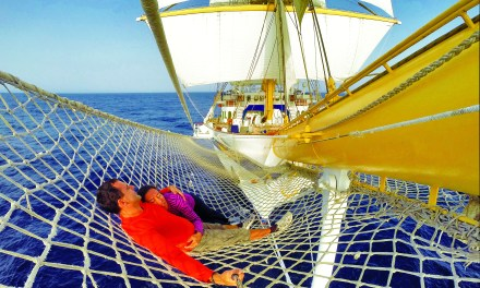 The Romance of Sailing Ships: Cruising Aboard the Star Flyer