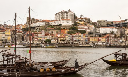 Cruising Portugal's River of Gold