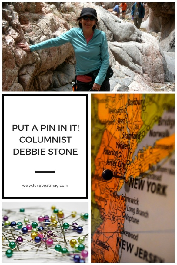 Debbie Stone, Put a Pin in It! Featured c