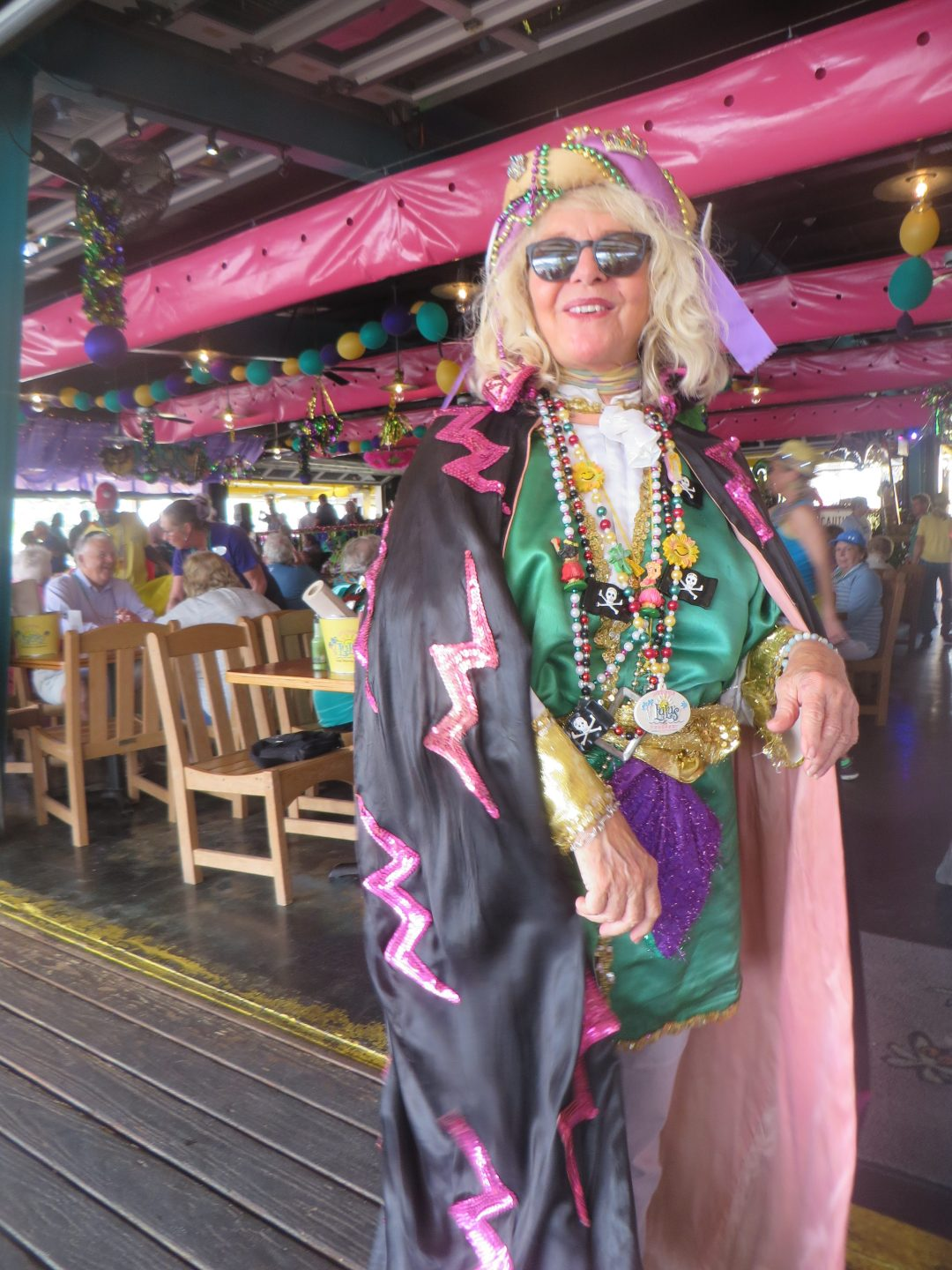 Mardi Gras Put a Pin it Debbie Stone