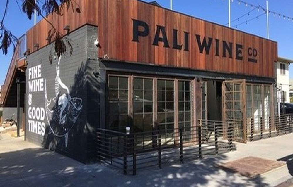 Sipping Pali Wine Co.