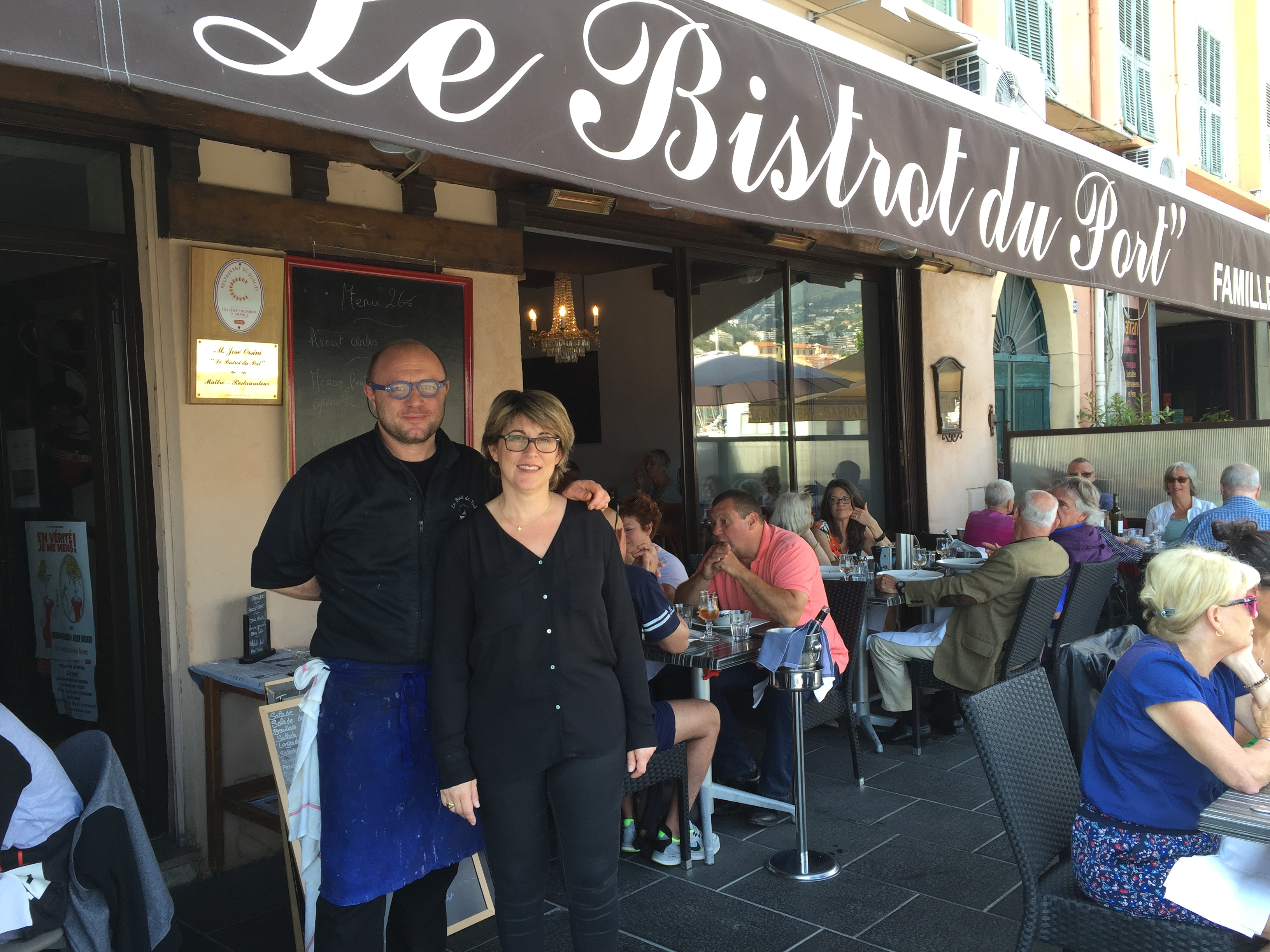 Three perfect days in nice france luxe beat magazine - Bistrot du port nice ...