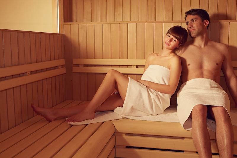 Sauna nude tumblr