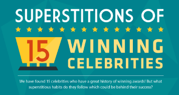 15 Superstitions Of Winning Celebrities