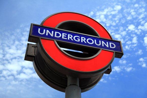 Millennials travel london underground