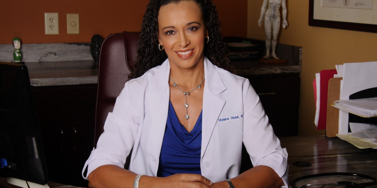Interview Exclusive: Living Your Best Life with Dr.Mylaine Riobe
