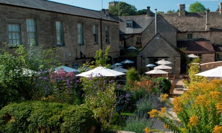 Cotswolds Rustic Luxury Country Charmer: The Wheatsheaf Inn