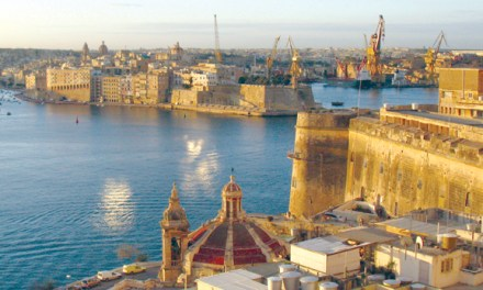 European Capital of Culture for 2018 Valletta, Malta's Capital
