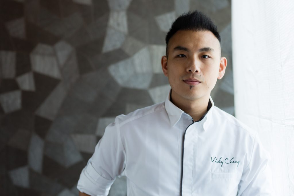 Executive Chef Vicky Cheng