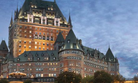 LOUIS XIII Announces Fairmont Le Château Frontenac as the Newest Global Fortress Destination