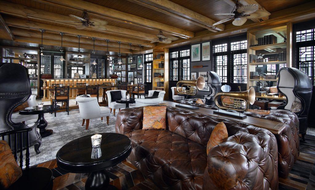 The Sanchaya - The Bar