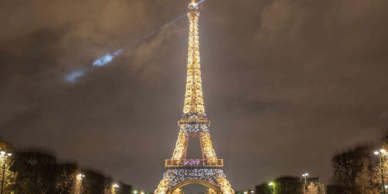 "Eiffel Tower ""Diamonds"" the Perfect Luxury Gift"