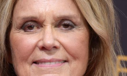 A Chat with Gloria Steinem