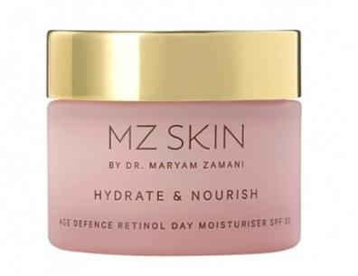 MZ SKIN - Hydrate & Nourish Retinol Day Moisturizer SPF 30