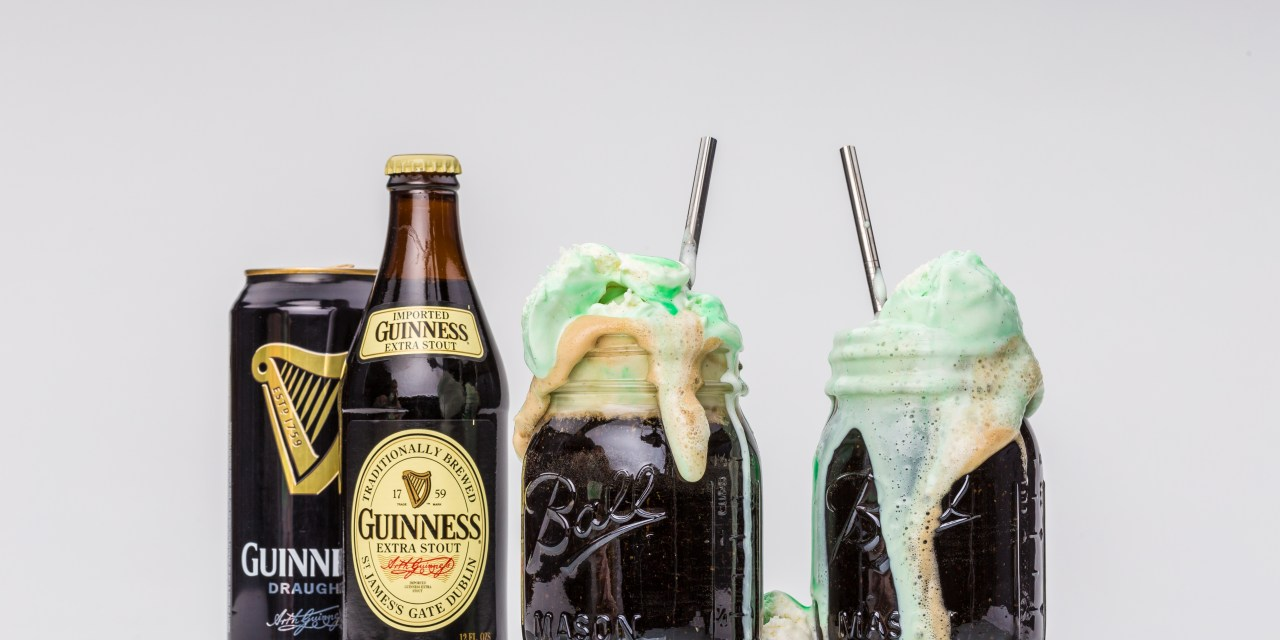 Drizly St. Patrick's Day Cocktails