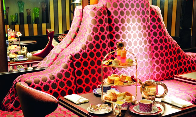 London's Afternoon Teas: A Feast for the Eyes