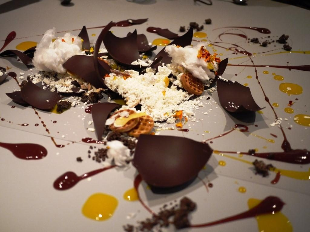 Alinea Chicago Copyright Been There Eaten That