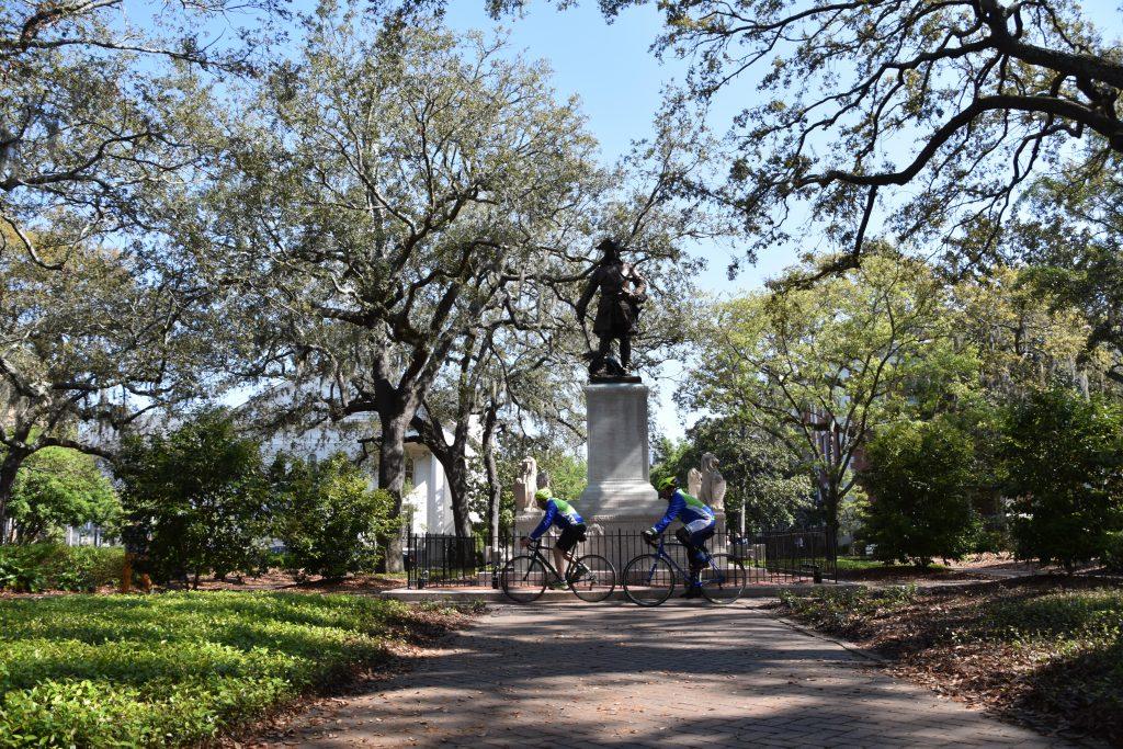 Explore Savannah, Charleston by Bike