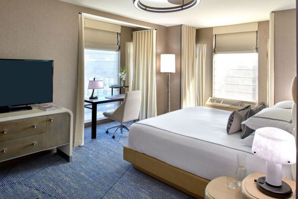 Hotel Zoe Wanderlust King Suite