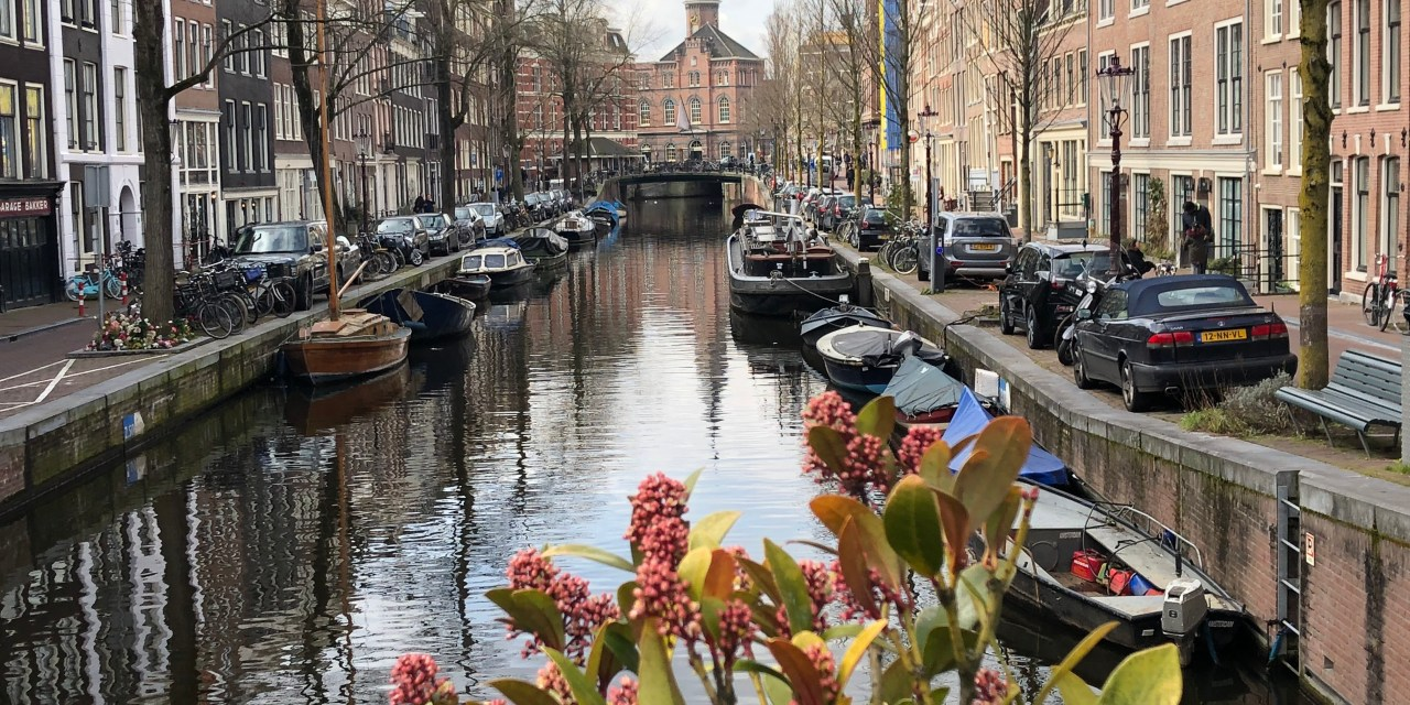 "Stop and Smell the Tulips When you Take a ""Slow Boat"" Through Holland"