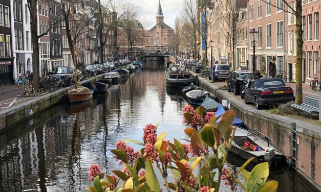 """Stop and Smell the Tulips When you Take a """"Slow Boat"""" Through Holland"""