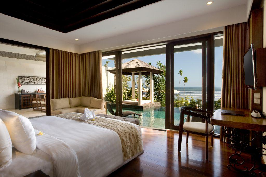 The Seminyak Beach Resort and Spa - one bedroom pool villa2