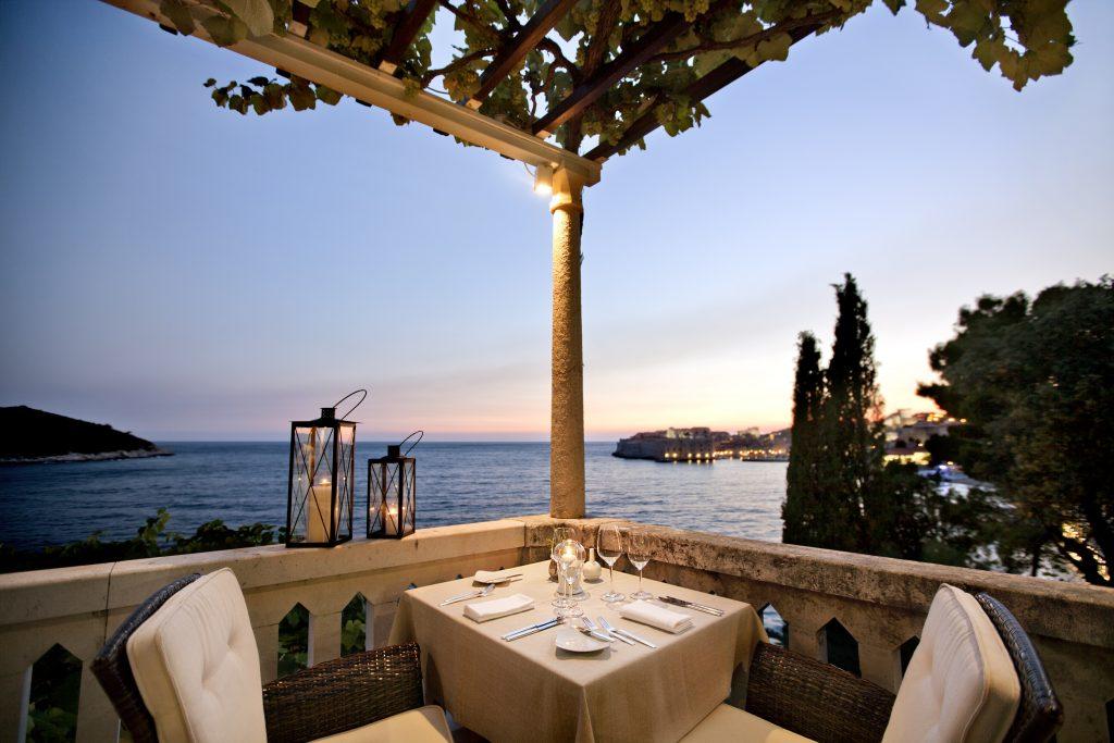 Villa Orsula Dubrovnik - Victoria restaurant